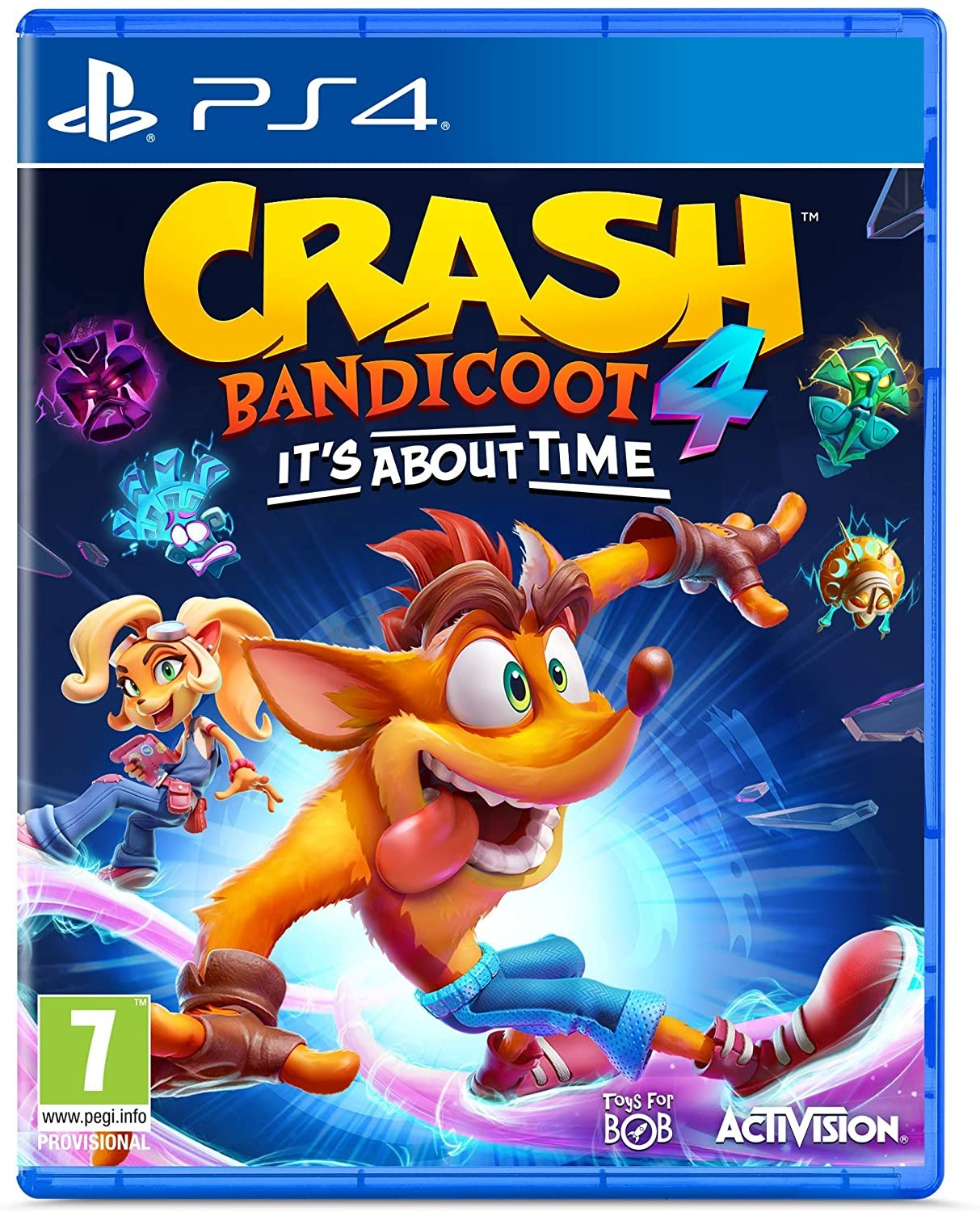 Crash Bandicoot 4 It's About Time PS4/PS5