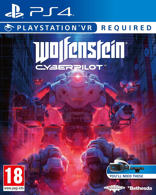 Wolfenstein Cyberpilot (тільки для VR) PS4