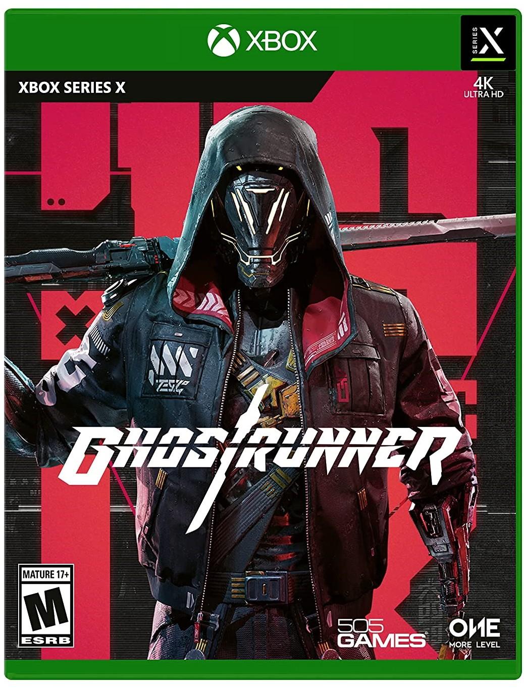 Ghostrunner XSX