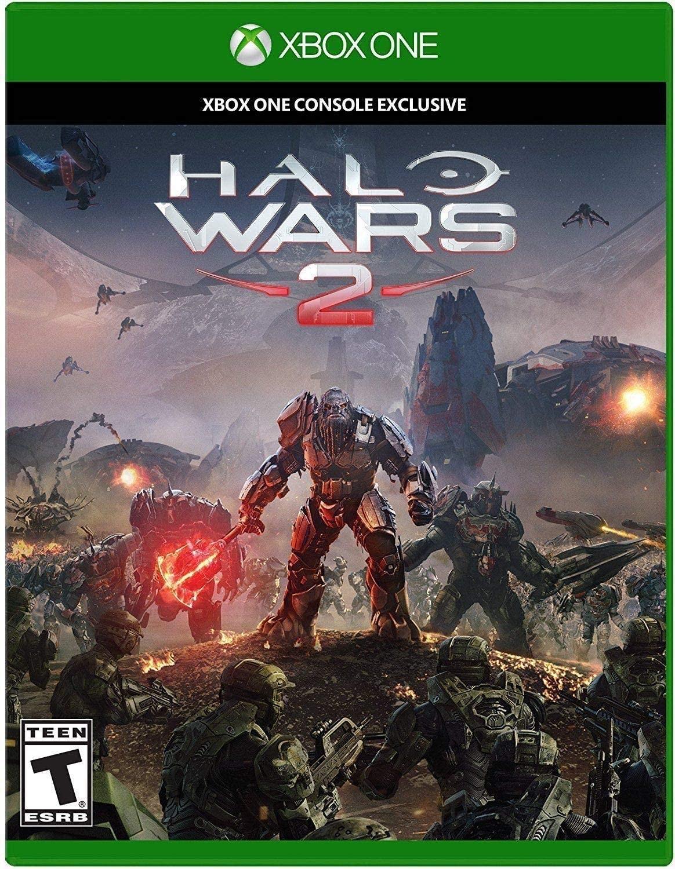 Halo Wars 2 б/у XONE