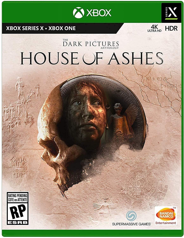 The Dark Pictures Anthology House of Ashes XONE/XSX