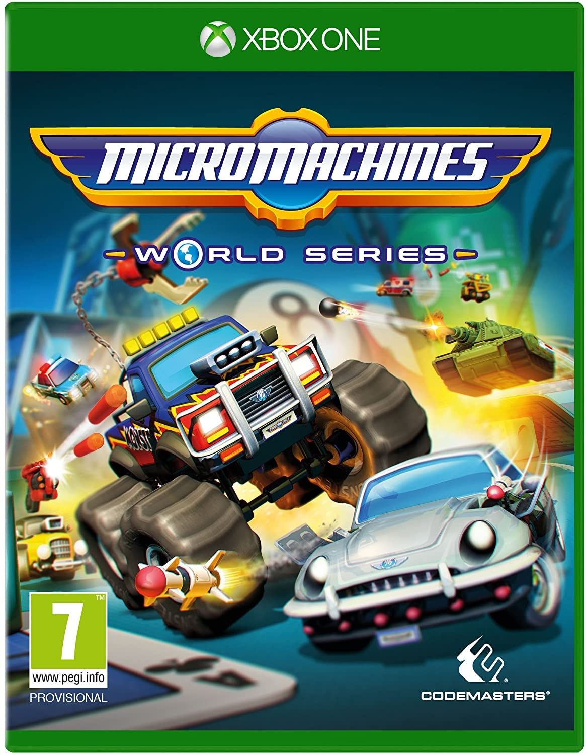 Micro Machines World Series б/в XONE