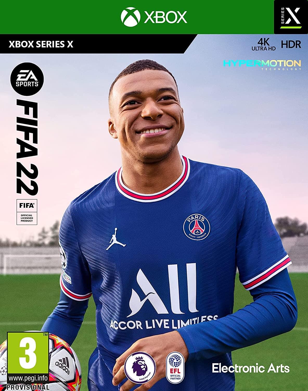 FIFA 22 XSX