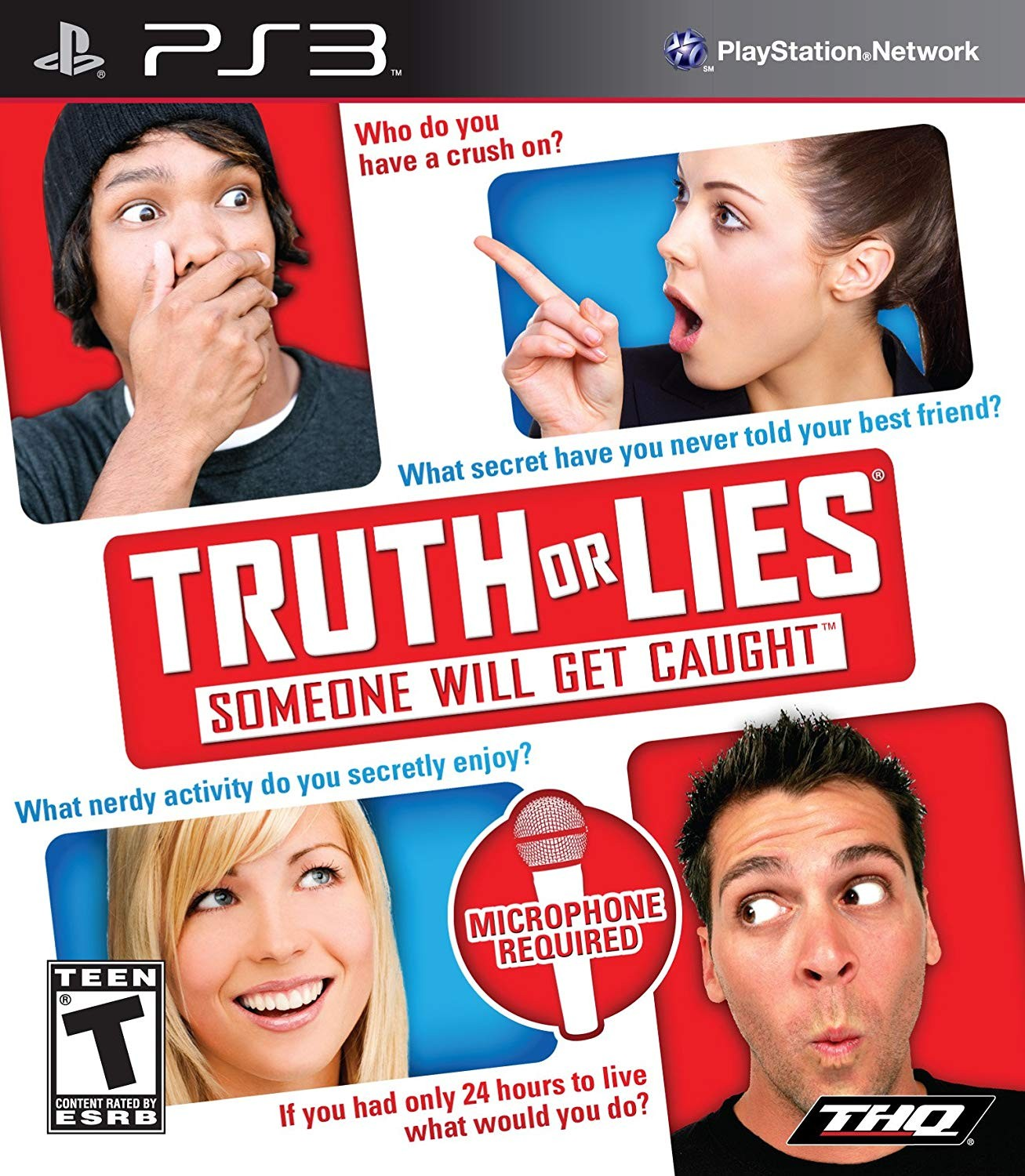Truth or Lies б/у PS3