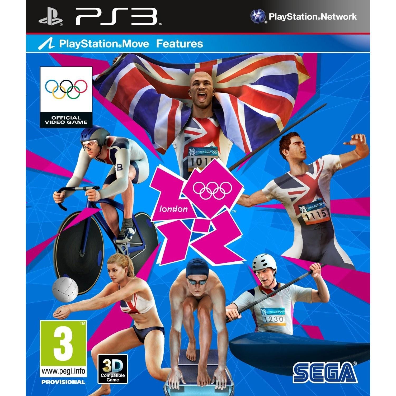 London 2012 б/в PS3