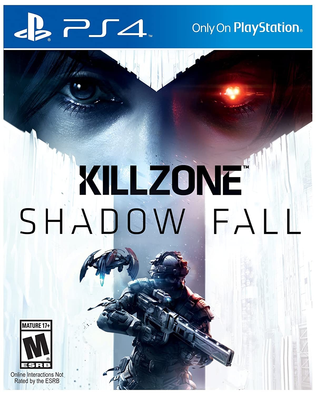 Killzone: В плену сумрака | Killzone: Shadow Fall (англ) PS4