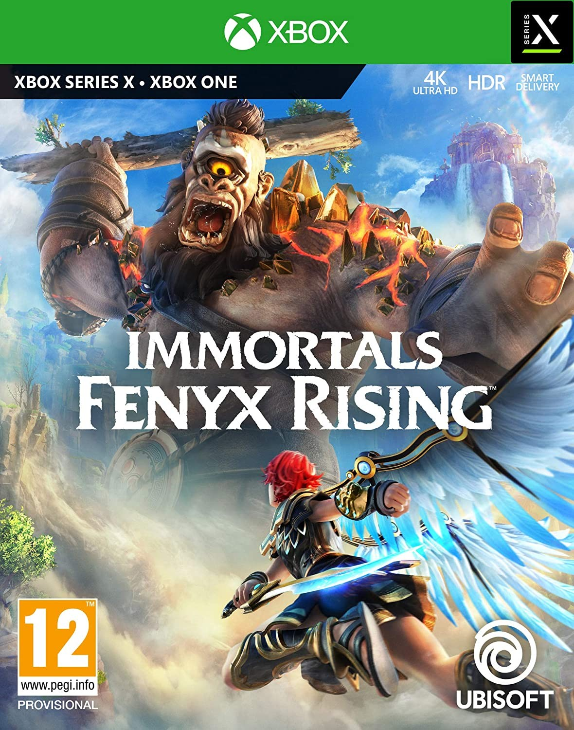 Immortals Fenyx Rising XONE