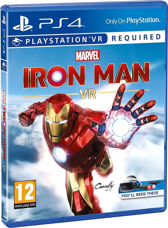 Marvel's Iron Man VR | Залізна людина (тільки для VR) PS4