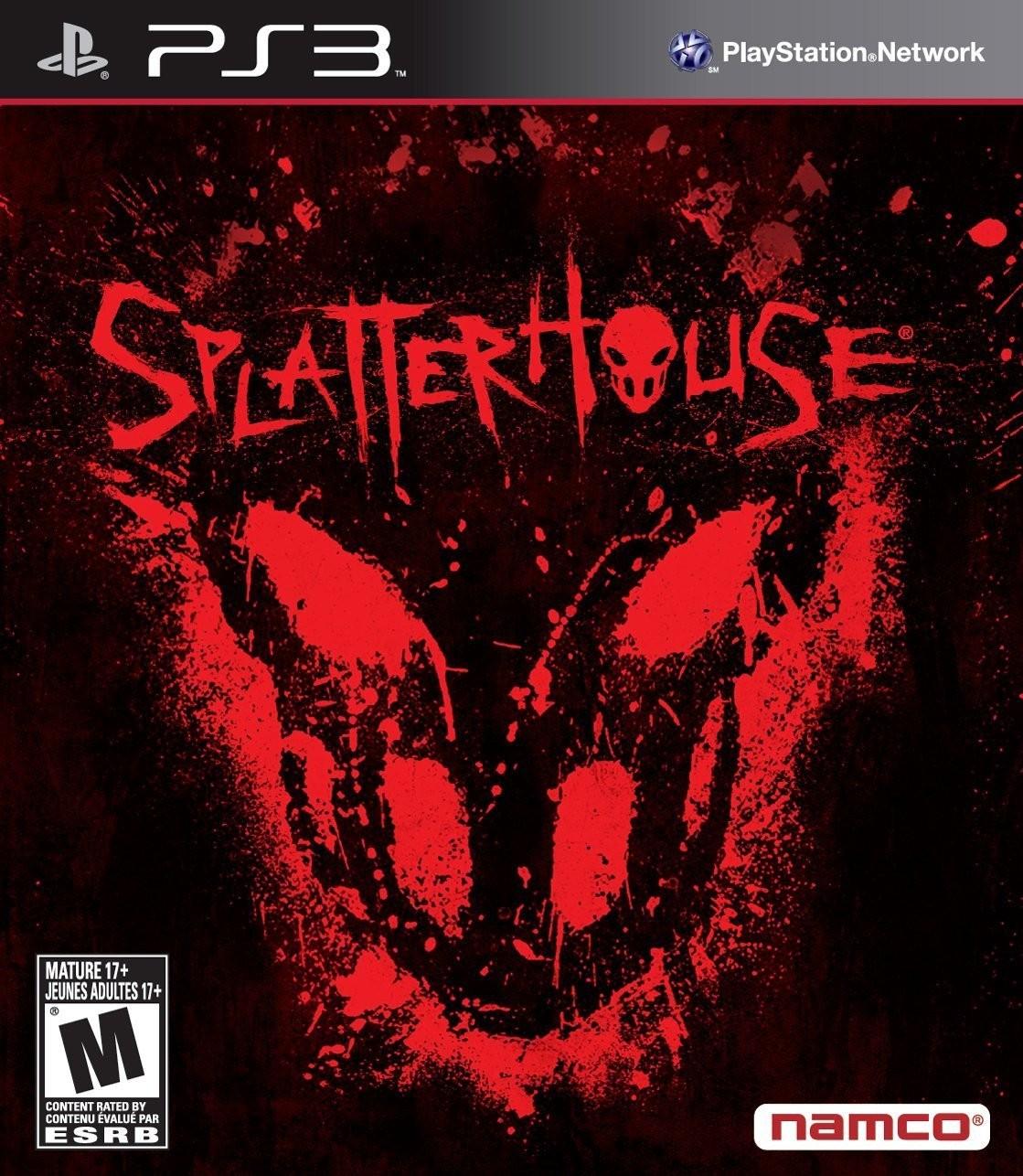 Splatterhouse б/у PS3