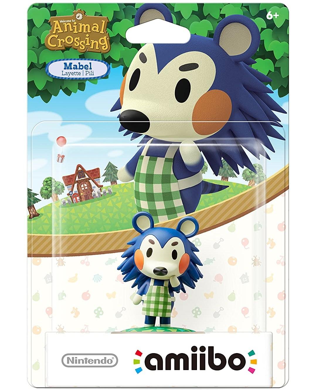 Animal Crossing Series: Интерактивная фигурка amiibo – Mabel