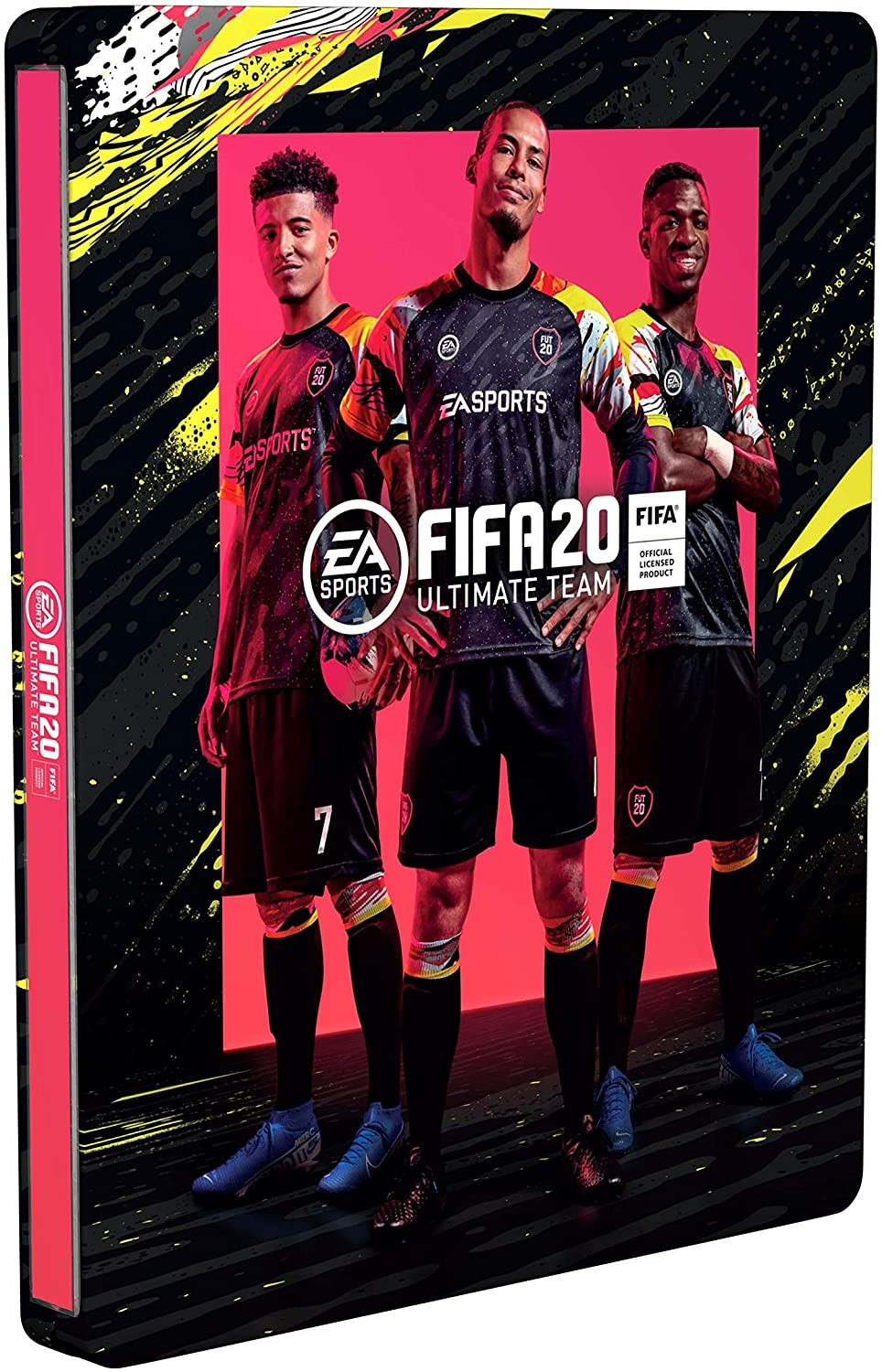 Steelbook FIFA 20 Ultimate Team | Стилбук