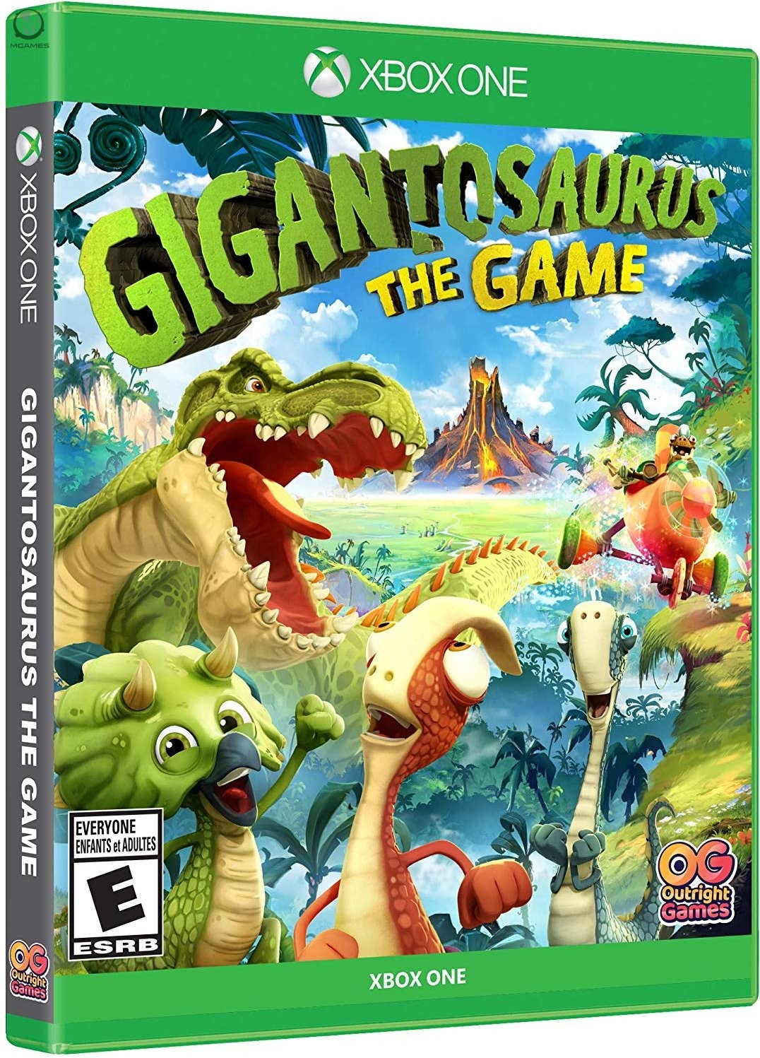 Gigantosaurus The Game | Gigantosaurus: Игра XONE