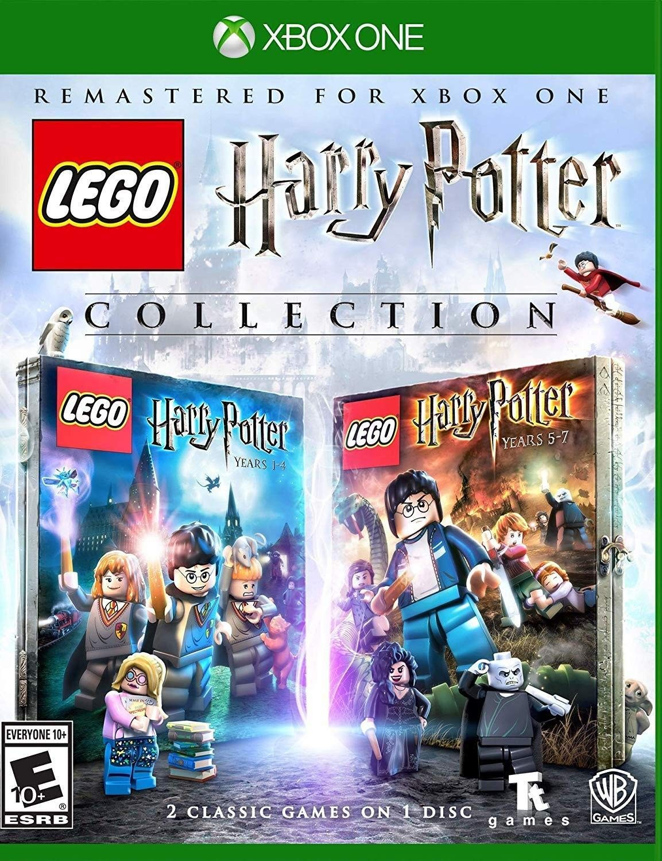 LEGO Harry Potter Collection | LEGO Гарри Поттер Коллекция XONE