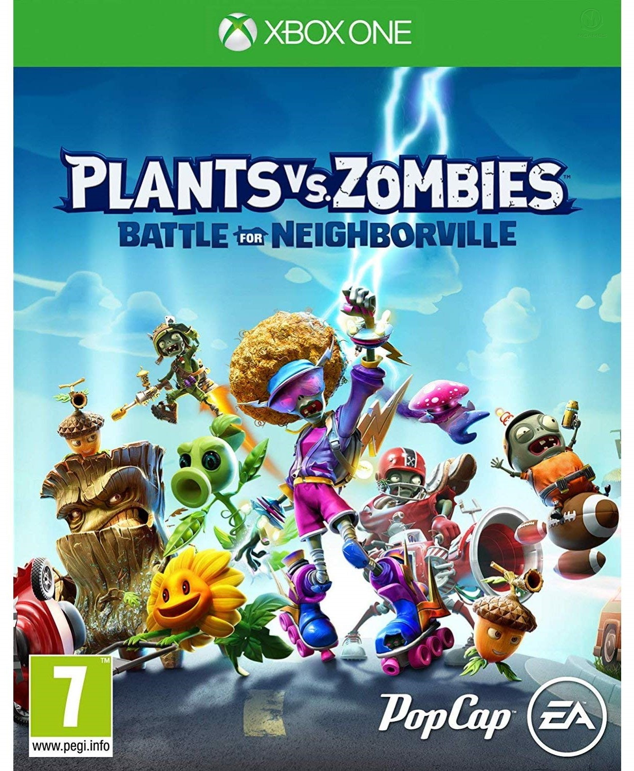 Plants vs. Zombies: Битва за Нейборвіль | Plants vs Zombies Battle for Neighborville XONE