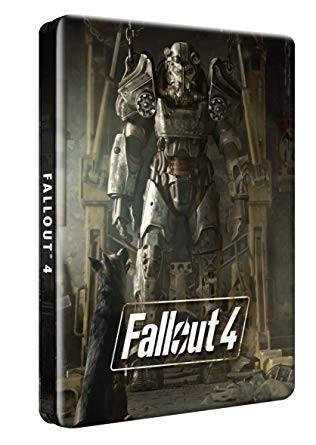 Steelbook Fallout 4