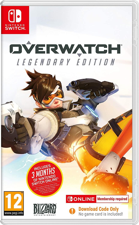 Overwatch: Legendary Edition SWITCH