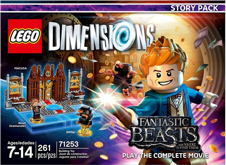 LEGO Dimensions Story Pack - Fantastic Beasts LEGO Виміри
