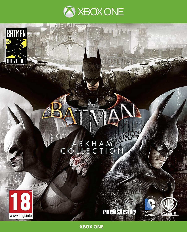 Batman Arkham Collection XONE
