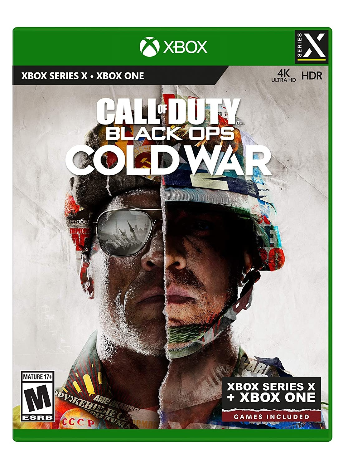 Call of Duty Black Ops Cold War XSX