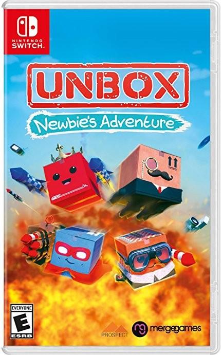 Unbox Newbie's Adventure SWITCH