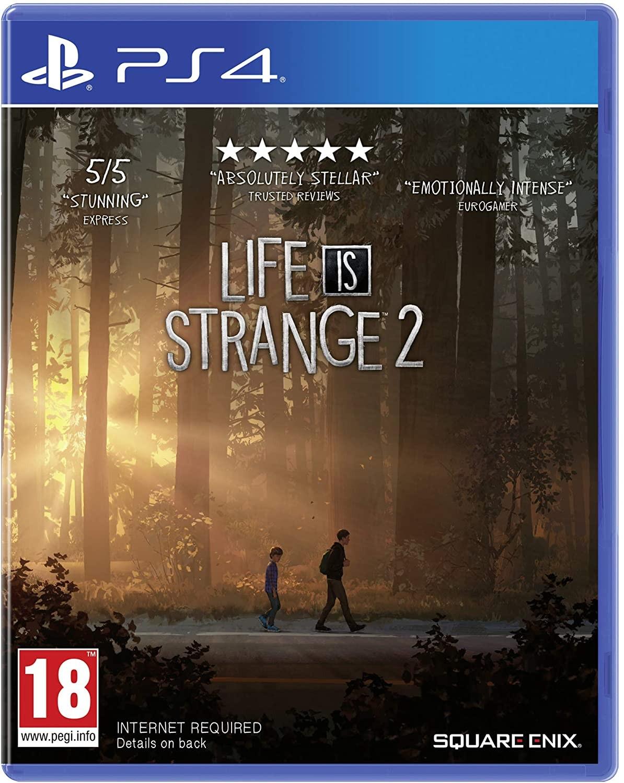 Life is Strange 2 повне видання PS4