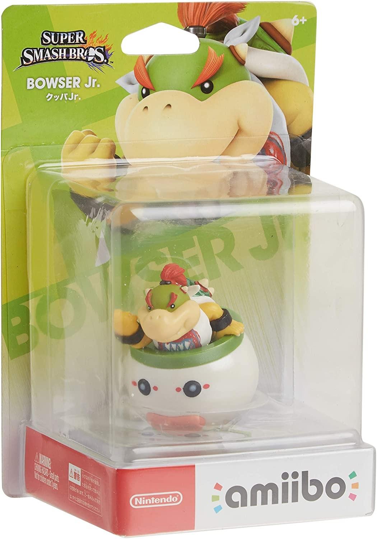 Super Smash Bros.: Інтерактивна фігурка amiibo - Bowser, Jr.