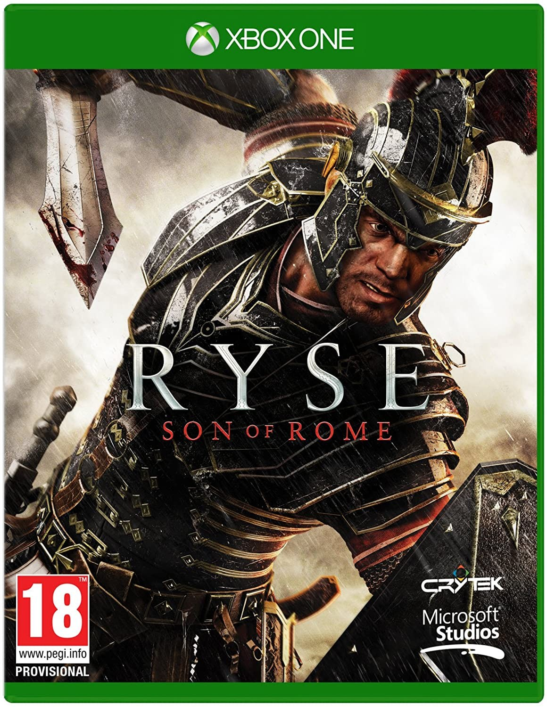 Ryse Son of Rome | Ryse Сын Рима б/у XONE