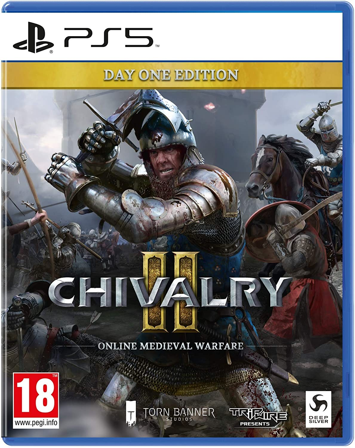 Chivalry II | Chivalry 2 Day One Edition PS5