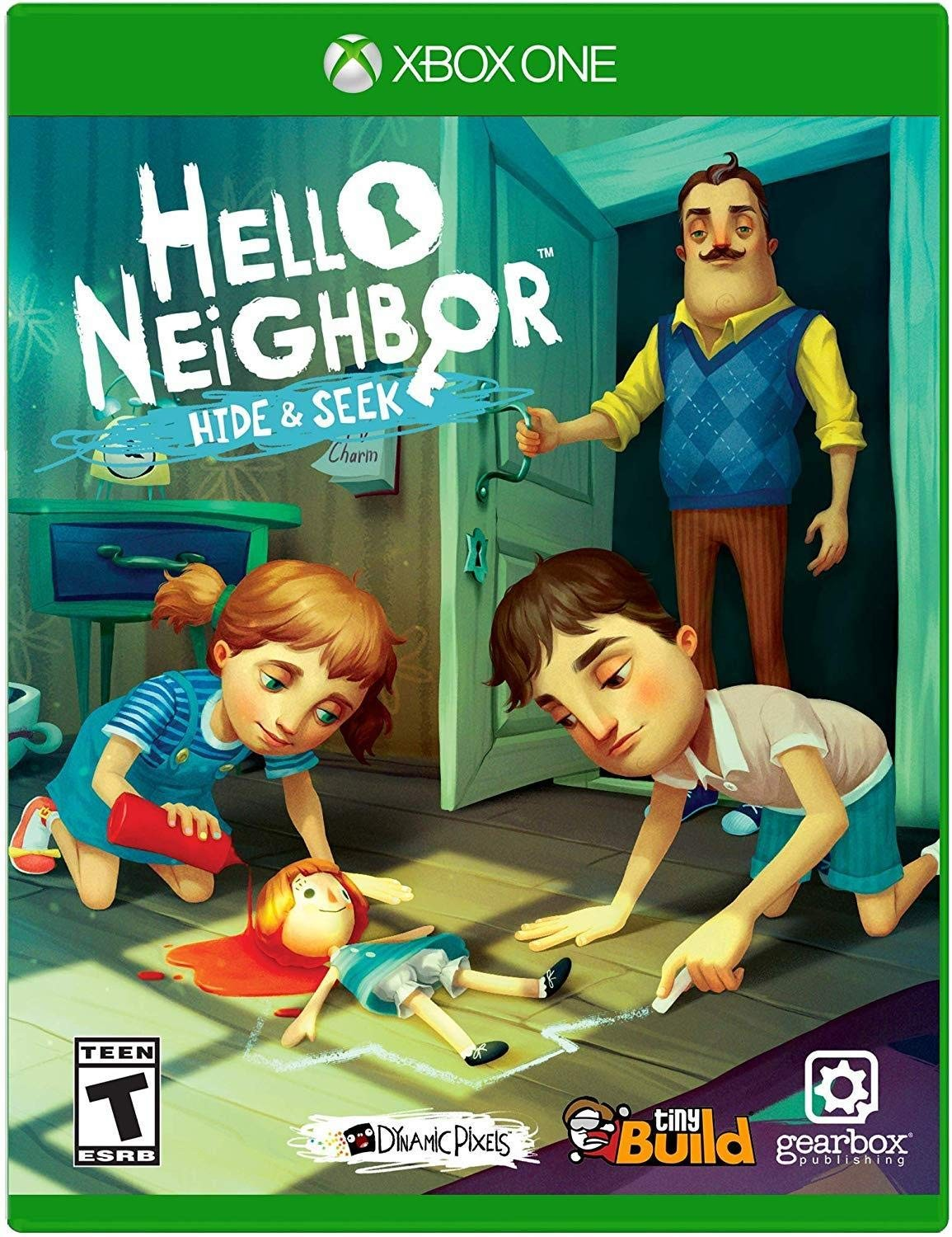 Hello Neighbor Hide and Seek XONE
