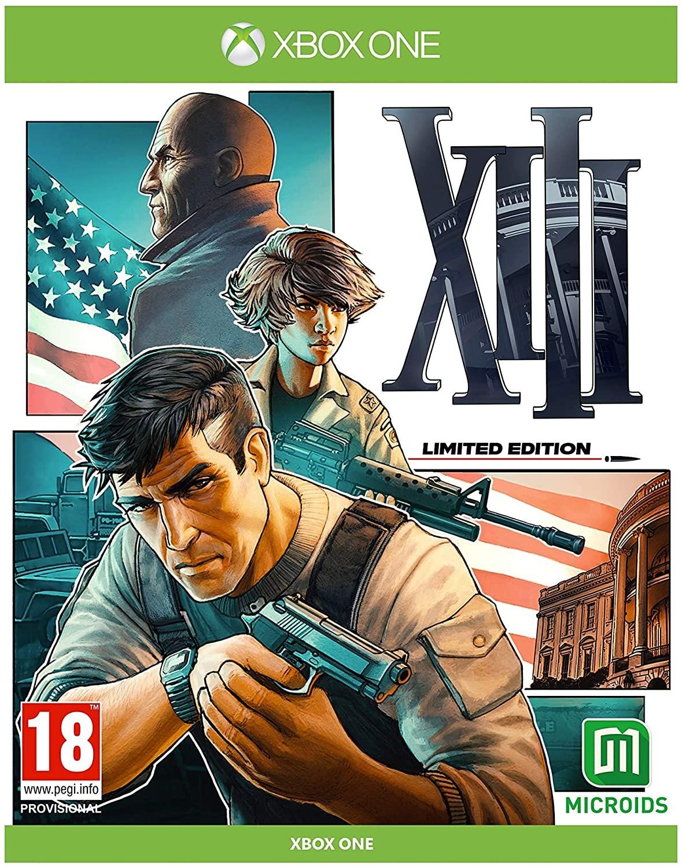 XIII Limited Edition | Steelbook | Стілбук XONE