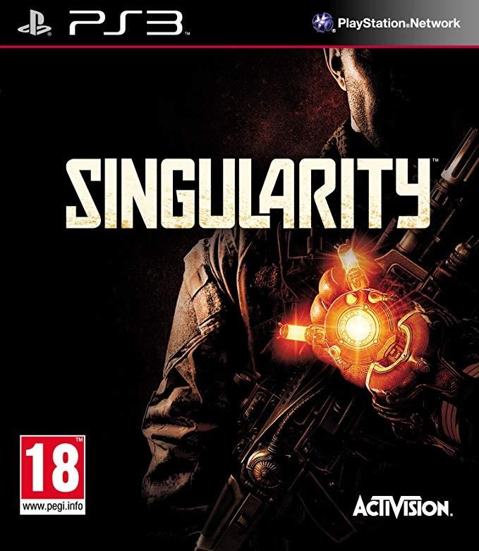 SINGULARITY б/в PS3