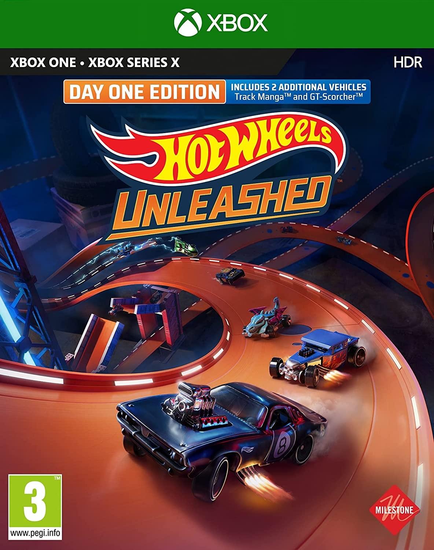 Hot Wheels Unleashed Day One Edition XONE