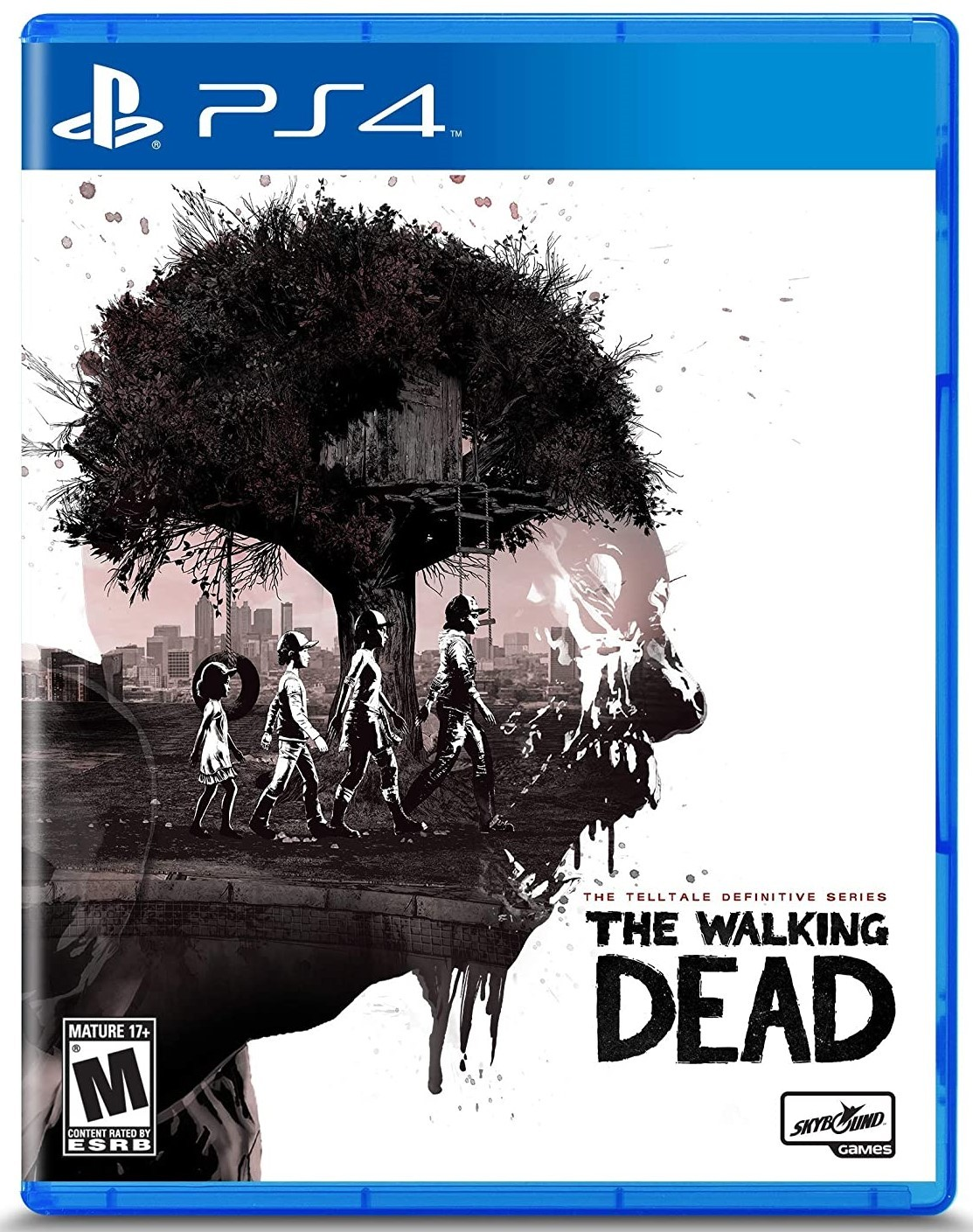 The Walking Dead:The Telltale Definitive Series PS4