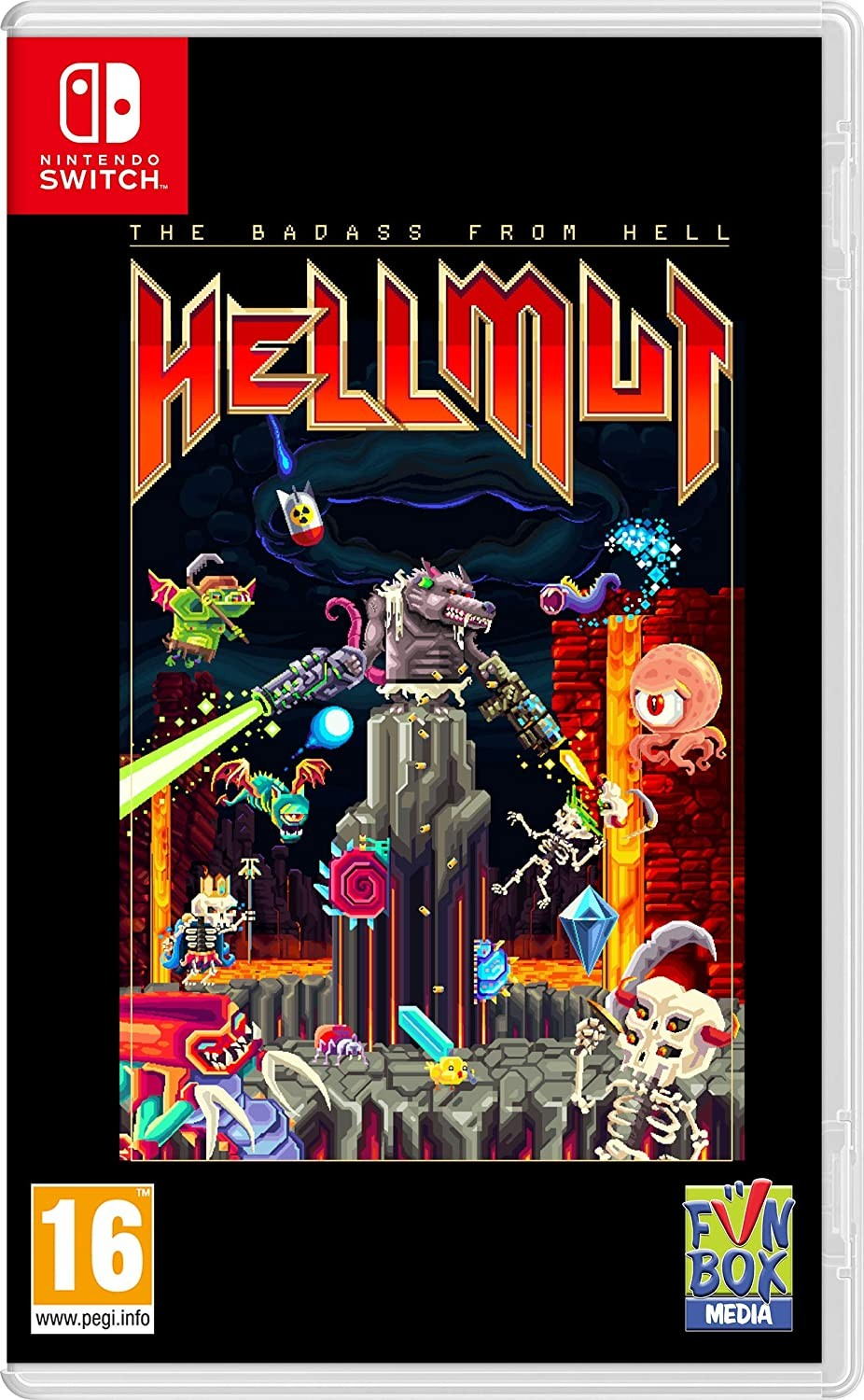 Hellmut: The Badass from Hell SWITCH