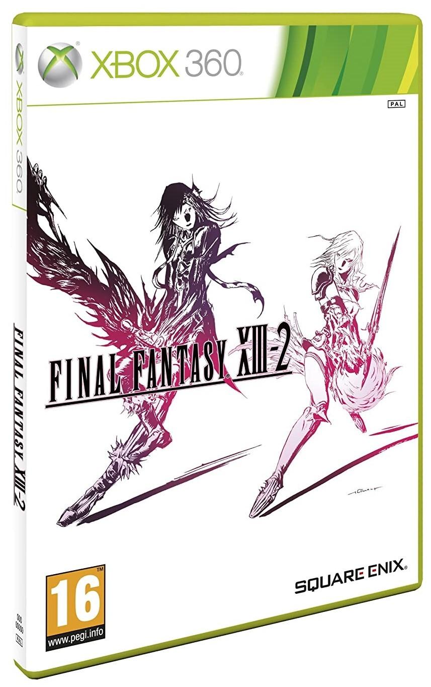 Final Fantasy XIII-2 | Final Fantasy 13-2 X360