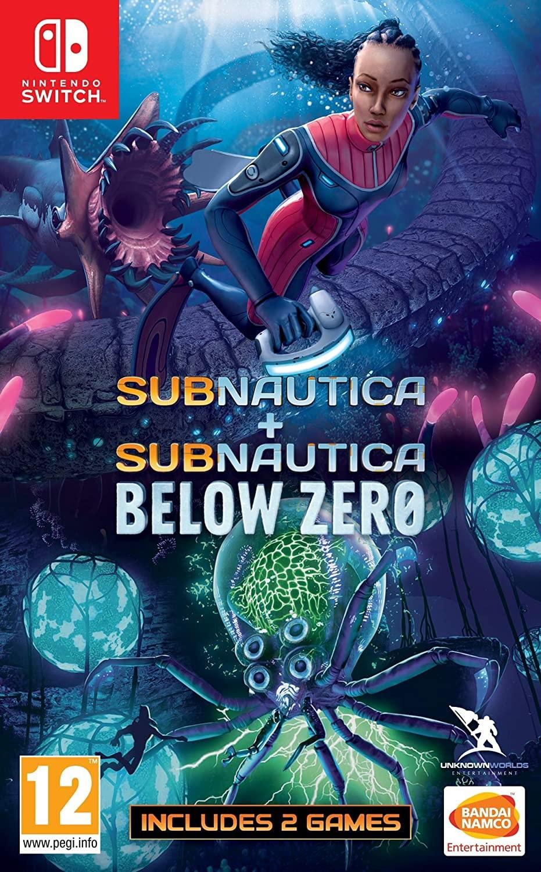 Subnautica + Subnautica Below Zero Double Pack SWITCH
