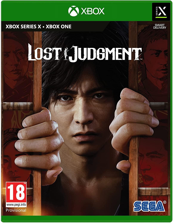 Lost Judgment XONE/XSX