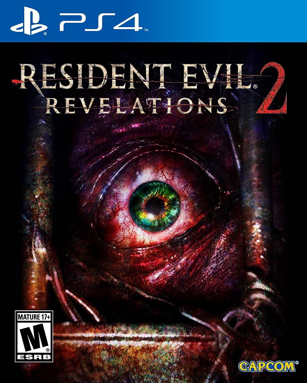 Resident Evil Revelations 2 | RE Revelations 2 PS4
