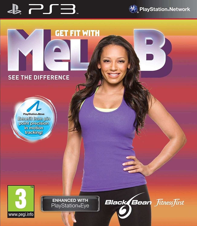 Get Fit with Mel B б/в PS3