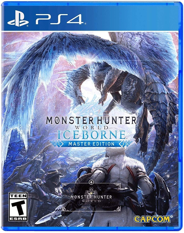 Monster Hunter World: Iceborne. Master Edition PS4