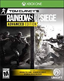 Tom Clancy's Rainbow Six: Облога. Advanced Edition XONE
