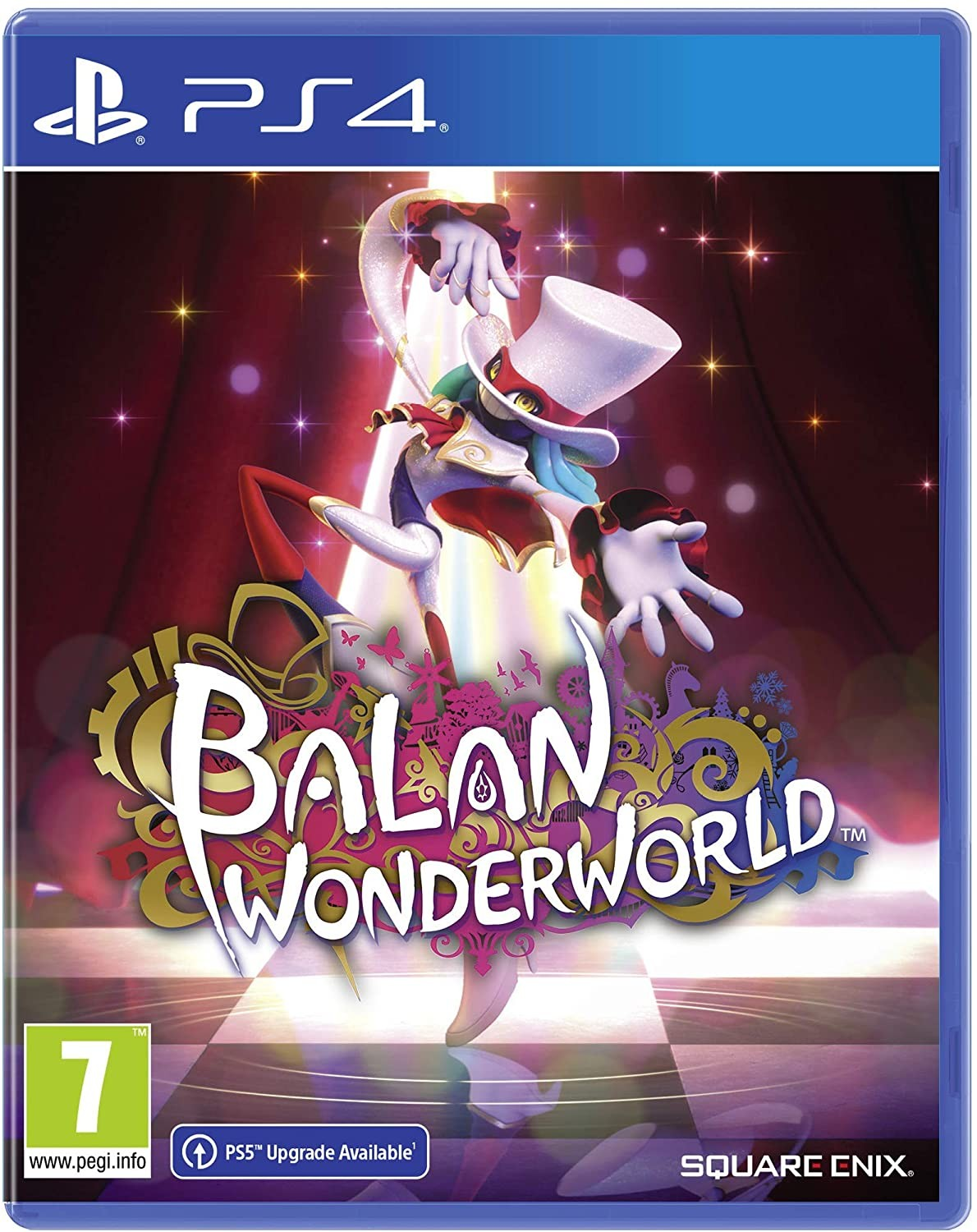 Balan Wonderworld PS4/PS5