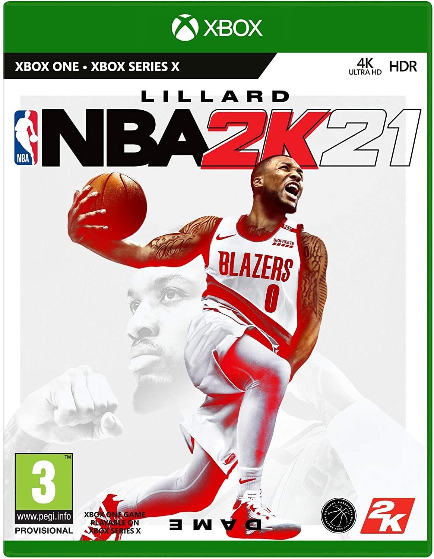 NBA 2K21 XONE