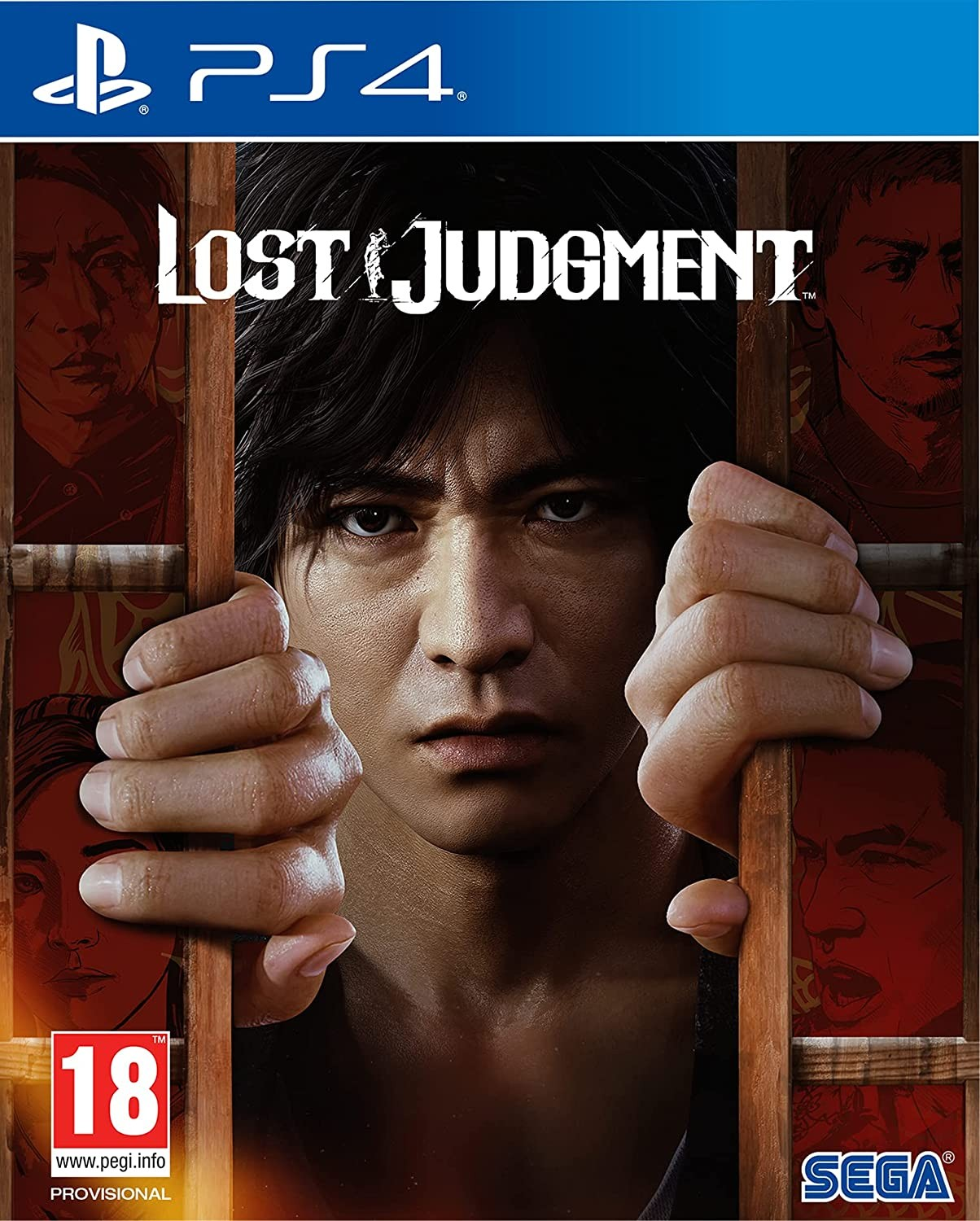 Lost Judgment PS4