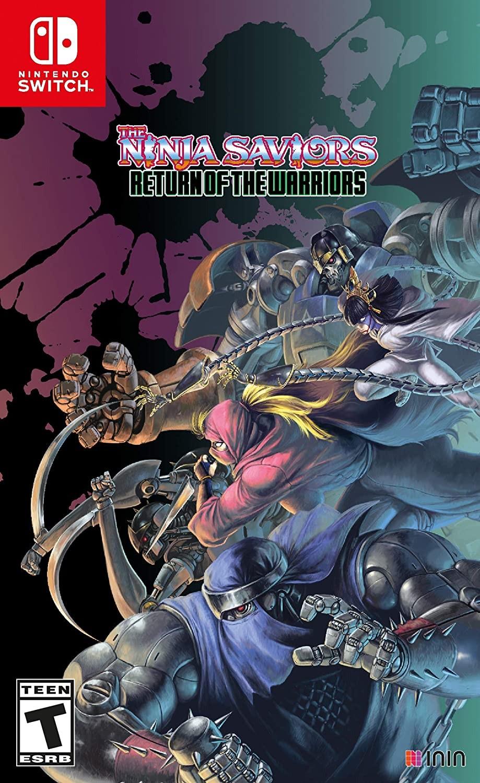 The Ninja Saviors Return of The Warriors SWITCH