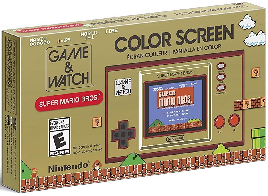 Game & Watch: Super Mario Bros. | Портативная консоль Nintendo