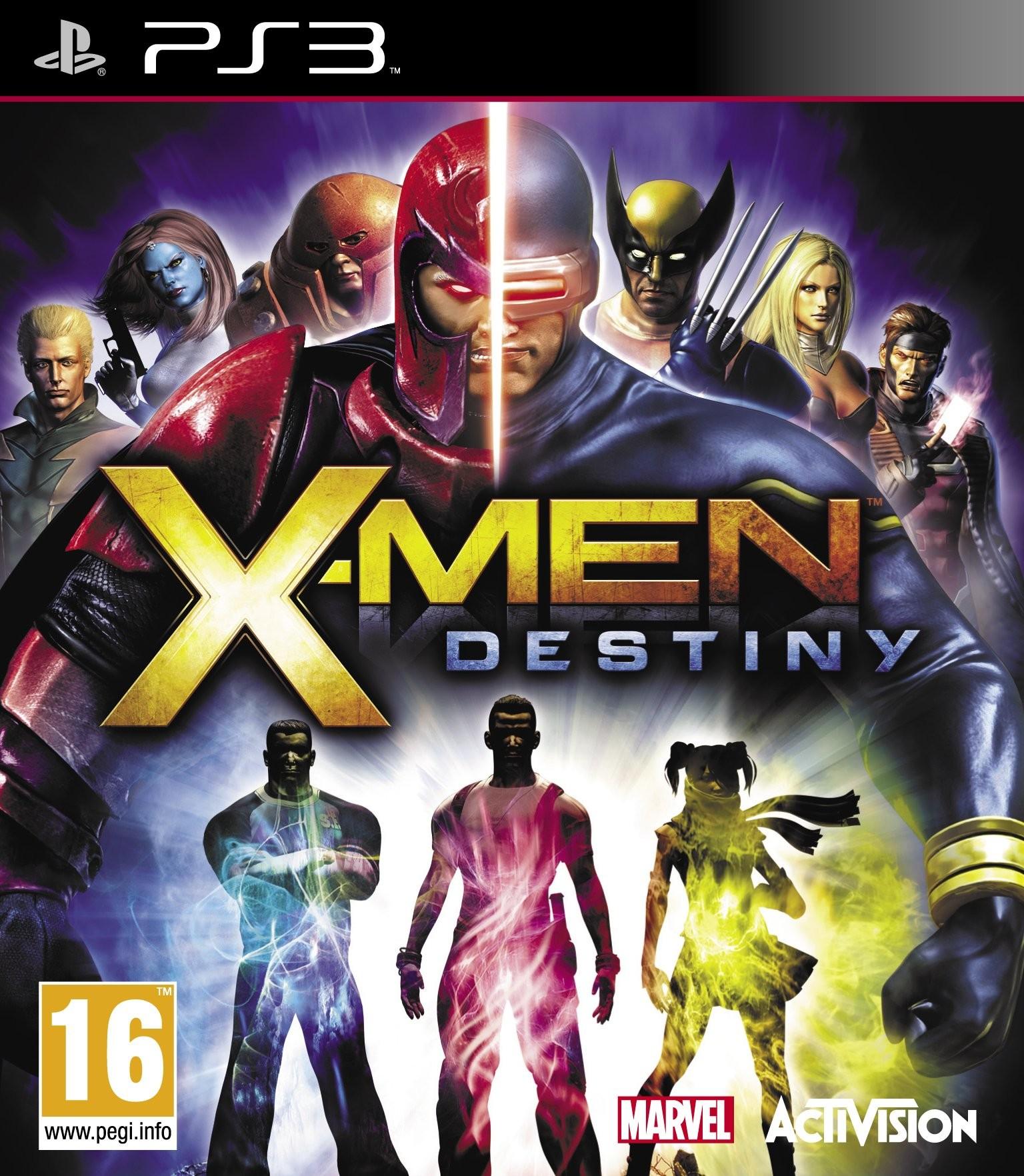 X-Men Destiny б/в PS3