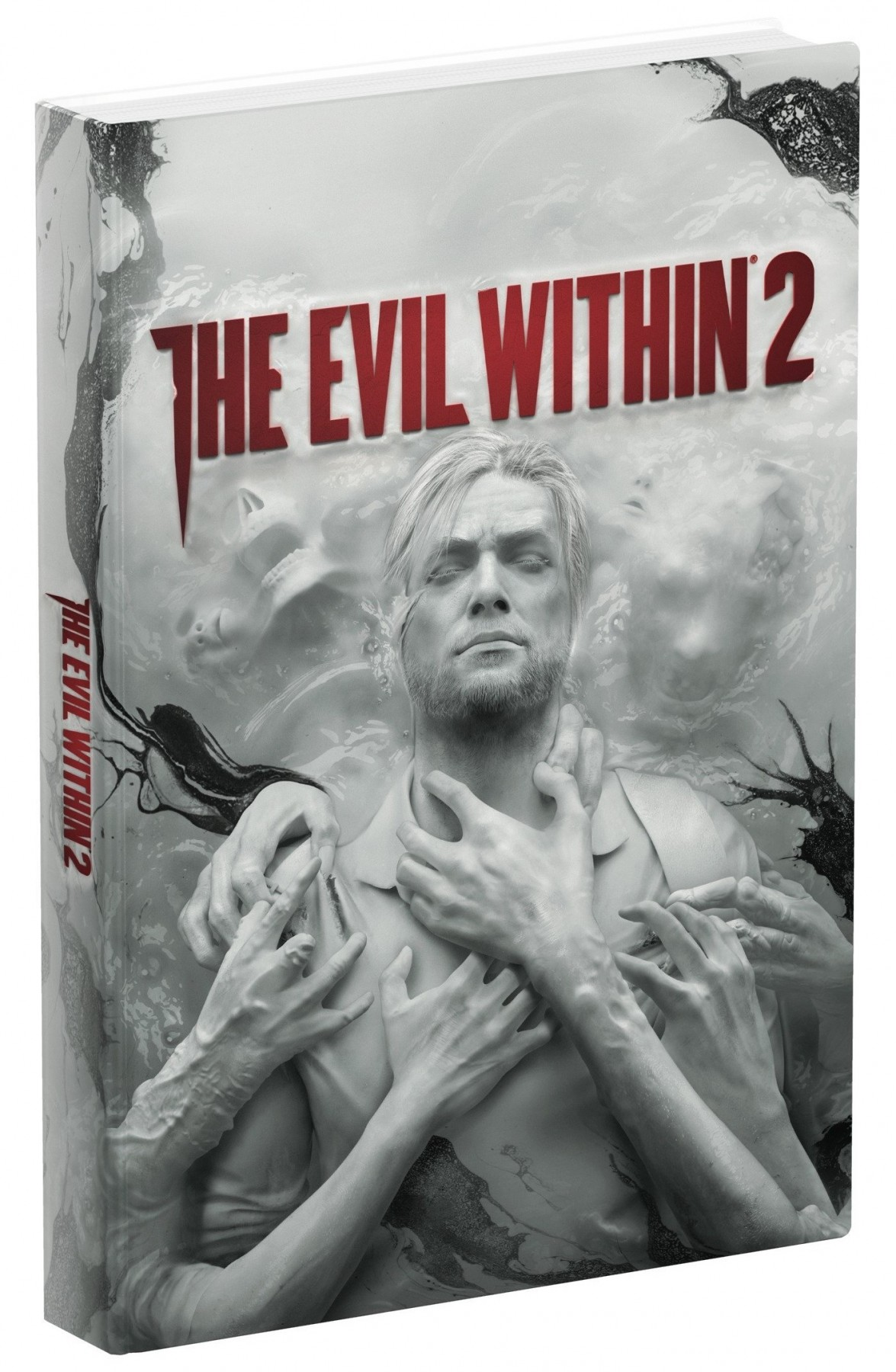 Артбук The Evil Within 2: Prima Collector's Edition Guide