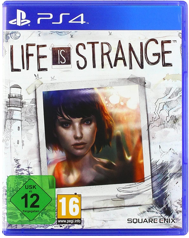 Life Is Strange Episode 1-5 PS4