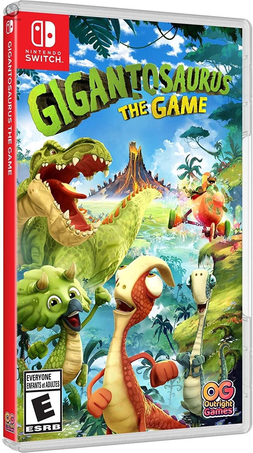 Gigantosaurus The Game | Gigantosaurus: Гра SWITCH